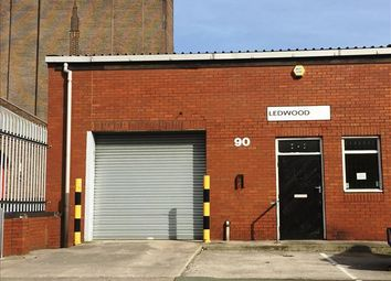Thumbnail Light industrial to let in Unit 90, Woodside Business Park, Shore Road, Birkenhead