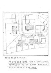 Thumbnail Land for sale in Shobdon, Leominster