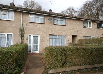 Thumbnail 3 bed terraced house to rent in Beech Close, Thetford