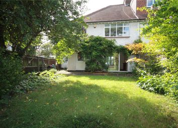 Thumbnail 4 bed end terrace house to rent in Queen Annes Gardens, Ealing