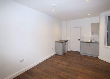 Thumbnail Studio to rent in Byron Terrace, Hertford Road, London