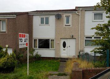 Thumbnail 3 bedroom terraced house to rent in Torridon Lane, Rosyth, Dunfermline