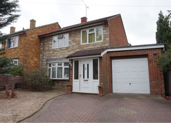 Thumbnail 4 bed semi-detached house for sale in Long Readings Lane, Slough