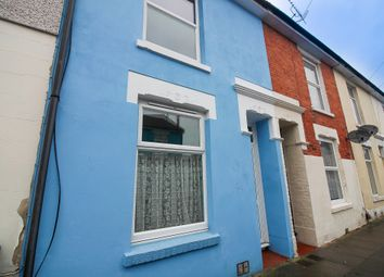 Thumbnail 3 bed terraced house for sale in Daulston Road, Portsmouth