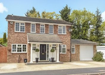 Thumbnail 4 bed detached house for sale in Glyndebourne Park, Orpington