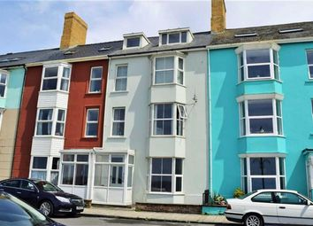 Thumbnail 2 bedroom flat for sale in South Marine Terrace, Middle Flat, Aberystwyth