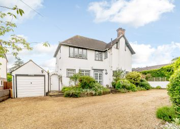 Thumbnail 4 bed detached house for sale in Wych Hill, Hook Heath, Woking
