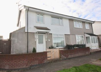Thumbnail 4 bed semi-detached house for sale in Hayton Green, Coventry