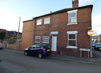 Thumbnail 2 bedroom flat for sale in Broad Street, Newcastle-Under-Lyme