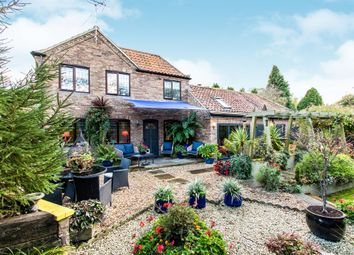 Thumbnail 4 bed detached house for sale in Eastgate, Normanton-On-Trent, Newark