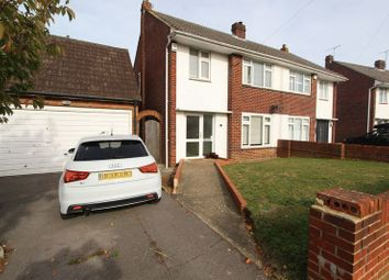 Thumbnail 3 bedroom semi-detached house to rent in Kingsfold Avenue, Townhill Park, Southampton