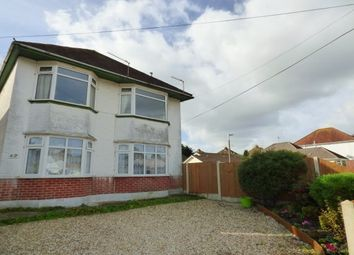 Thumbnail 2 bed flat to rent in Beresford Road, Poole