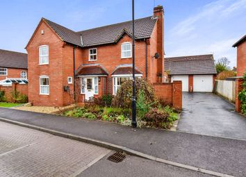 Thumbnail 4 bed detached house for sale in Graham Way, Cotford St. Luke, Taunton