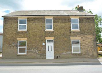 Thumbnail 1 bed flat for sale in Apt 1, March Road, Whittlesey, Peterborough