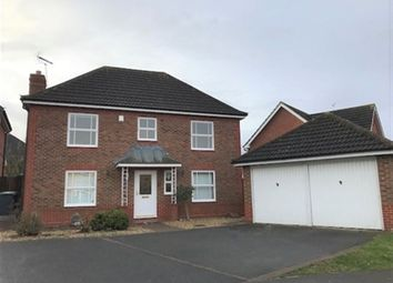 Thumbnail 4 bed property to rent in Clay Hill Road, Sleaford, Lincs