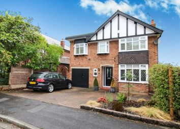 Thumbnail 4 bed detached house to rent in Links Road, Wilmslow