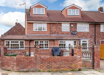 Thumbnail 4 bed semi-detached house for sale in Don Avenue, York