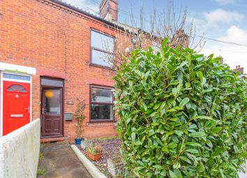 Thumbnail 3 bed terraced house for sale in Burgh Beck Road, Melton Constable