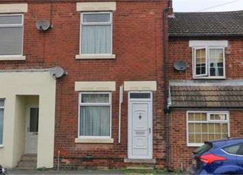 Thumbnail 2 bed terraced house for sale in Church Street, Church Gresley, Swadlincote, Derbyshire