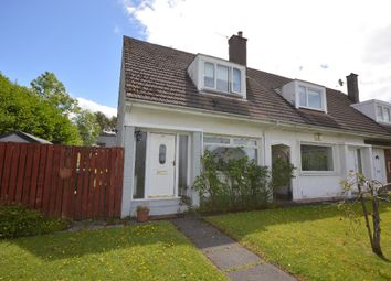 Thumbnail 2 bed semi-detached house to rent in Ayton Park South, East Kilbride, South Lanarkshire