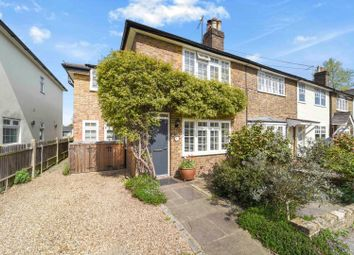Thumbnail 3 bed cottage for sale in Oatlands, Weybridge, Surrey