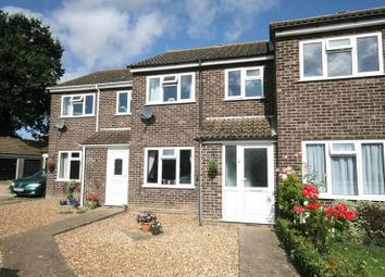 Thumbnail 3 bed terraced house for sale in Rosecroft, Chapel Road, Attleborough
