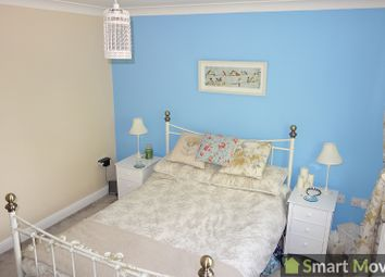 Thumbnail 2 bed semi-detached house to rent in Crossway Hand, Whittlesey, Peterborough, Cambridgeshire.