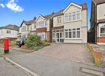 Thumbnail 4 bed detached house for sale in Woodstock Road, Carshalton
