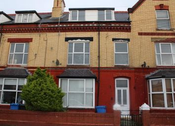 Thumbnail 5 bed terraced house for sale in Victoria Avenue, Rhyl, Denbighshire, .