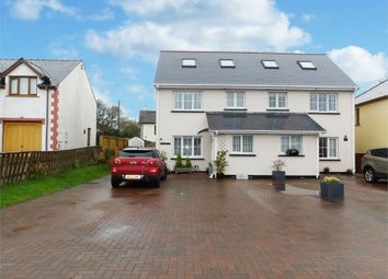 Thumbnail 3 bed semi-detached house for sale in Wooden, Saundersfoot, Pembrokeshire