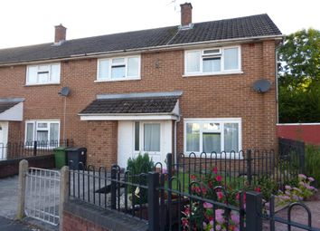 Thumbnail 3 bed end terrace house for sale in Macaulay Avenue, Llanrumney, Cardiff