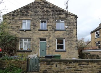 Thumbnail 2 bed terraced house for sale in Clarke Street, Calverley, Pudsey