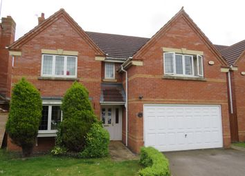 Thumbnail 4 bed detached house for sale in Villa Way, Wootton, Northampton
