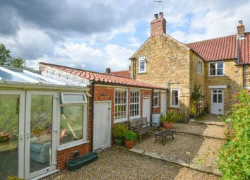 Thumbnail 2 bed terraced house for sale in West End, Ampleforth, York