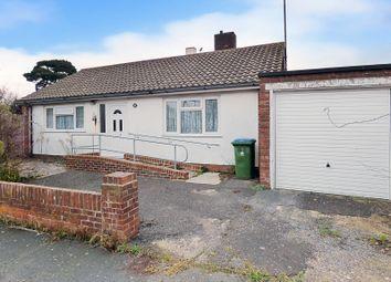 2 bed detached bungalow for sale in Saxon Close, East Preston, Littlehampton BN16
