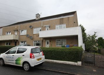 Thumbnail 3 bed flat to rent in Kelhead Place, Glasgow