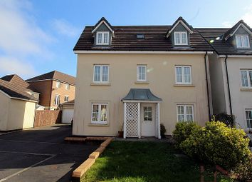Thumbnail 4 bed detached house for sale in Cadwal Court, Llantwit Fardre, Pontypridd, Rhondda, Cynon, Taff.