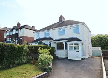 Thumbnail 3 bed semi-detached house for sale in Birchenwood Road, Packmoor, Stoke-On-Trent