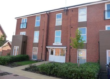 Thumbnail 1 bed flat to rent in Cadet Close, Stoke, Coventry