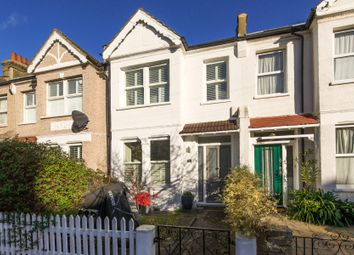 Thumbnail 3 bed terraced house for sale in Prince Georges Avenue, London