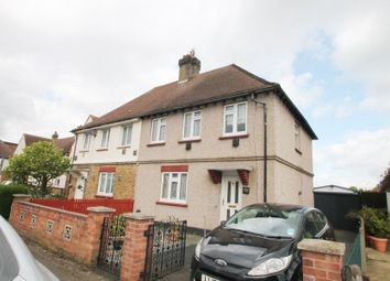 Thumbnail 3 bed semi-detached house to rent in Blunts Avenue, Sipson, West Drayton