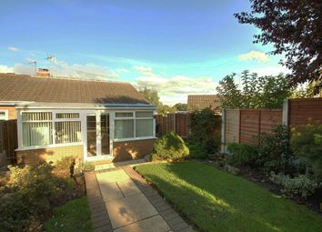 Thumbnail 2 bed semi-detached bungalow for sale in Manor Drive, Knaresborough
