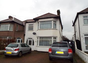 Thumbnail 4 bed semi-detached house for sale in Clayhall, Ilford, Essex