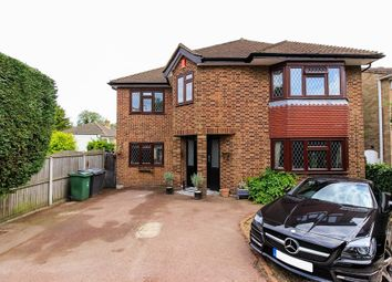 Thumbnail 5 bedroom detached house for sale in Forest Side, London