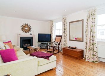 Thumbnail 3 bed flat to rent in Harcourt Terrace, London