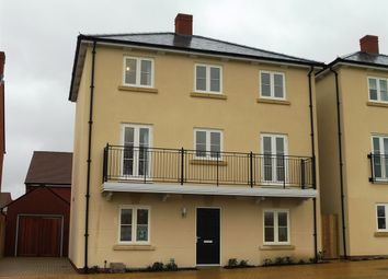 Thumbnail 5 bed detached house for sale in St. Richards Gardens, Campbell Crescent, Purbrook, Waterlooville