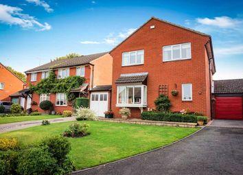 Thumbnail 4 bedroom detached house for sale in Arundel Grove, Perton, Wolverhampton