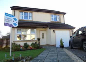 Thumbnail 4 bed detached house for sale in Rockbank Crescent, Glenboig, Coatbridge