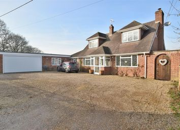 Thumbnail 5 bed bungalow for sale in Lone Oak Estate, Smallfield, Horley, Surrey