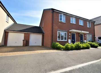 Thumbnail 3 bed semi-detached house to rent in Rimini Road, Andover